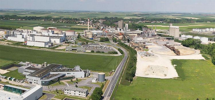 Bioraffinerie de Bazancourt-Pomacle